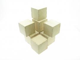 Заготовки кубика 85х85х85