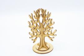Сборная модель дерева для украшений.