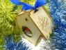 """Сладкий подарок для детей. """"Киндер кормушка малая"""" Новогодний подарок."""