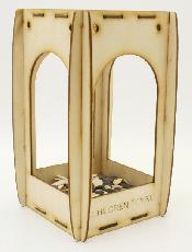 Смотреть цены на деревянные заготовки кормушки птиц 15х24 Купить в интернет магазине производителя Шоп Чилдрен Той для сборки своими руками.