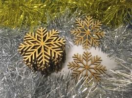 Снежинка кристалическая